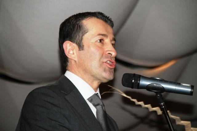 Davide Grilli, direttore dell'albergo