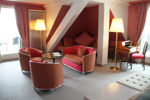solo suites in quest'albergo