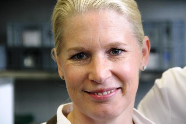 Cornelia famosa conduttrice televisiva in Germania e anche titolare della Gastronomia di Amburgo