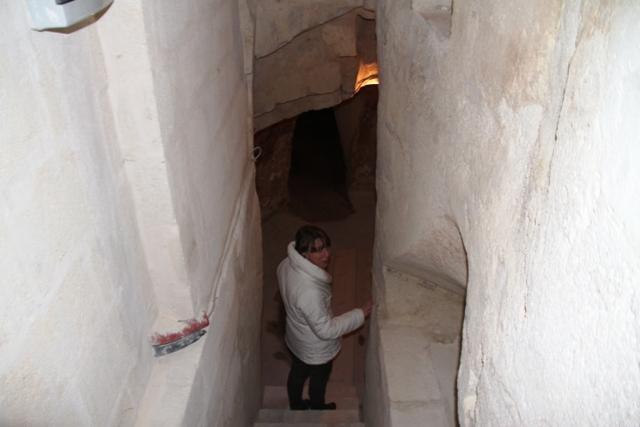 andiamo a vedere le cisterne