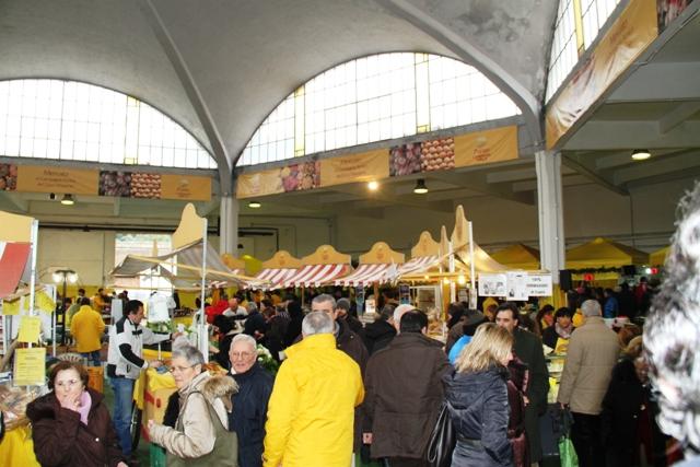 il mercato di San Teodoro