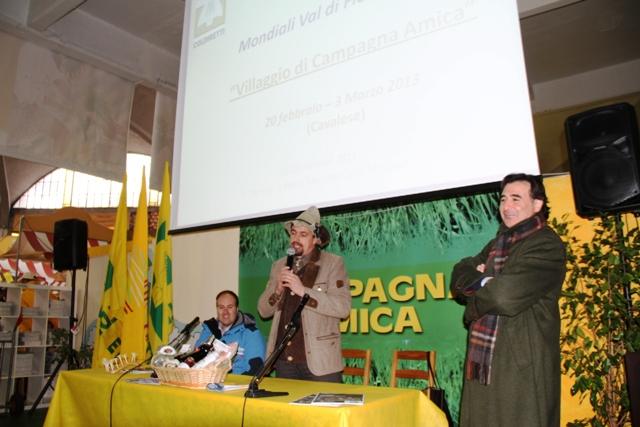 Adriano Lozzer presenta l'iniziativa