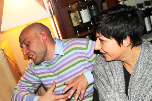 Raffaele Barlotti e Barbara  Guerra