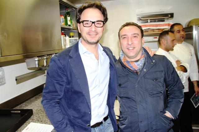 Nino di Costanzo e Lino Scarallo