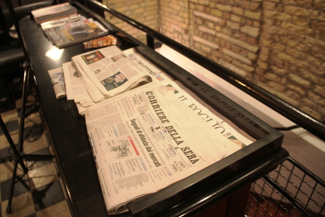 i giornali