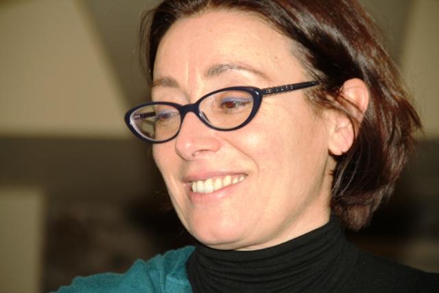 Stefania Monaco, ideatrice della serata