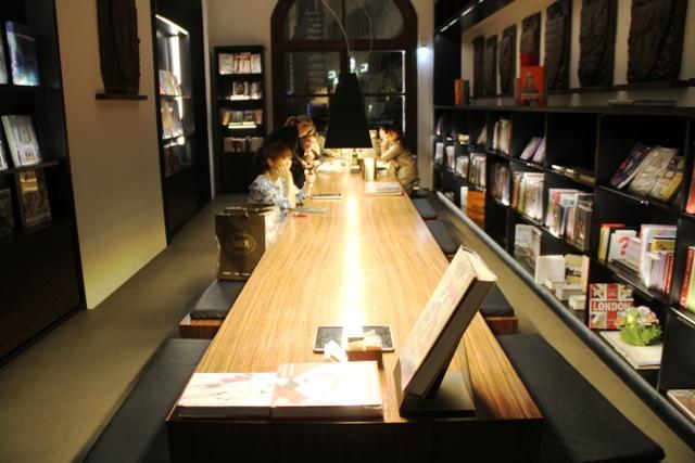 il tavolo lungo