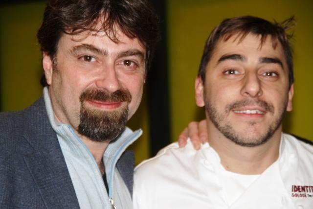 Bruno Petronilli e Jordi Roca
