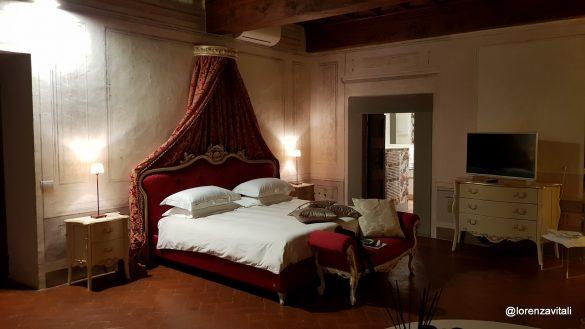 Villa Rospigliosi, ospitalità particolare