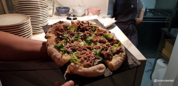 Acquacircus parte con la pizza