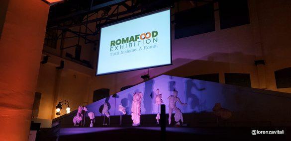 Roma Food Exhibition si presenta a Montemartini