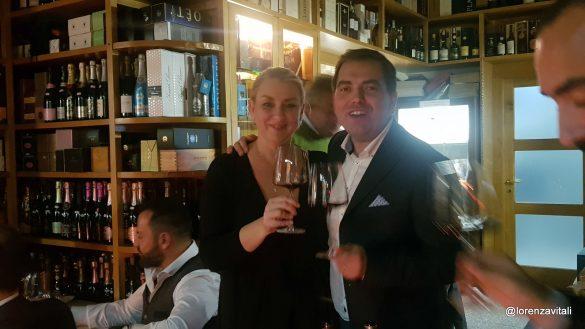 Da Sara non solo bollicine ma anche grandi vini rossi