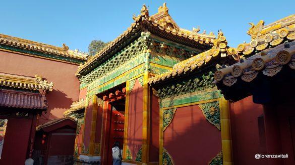 A Pechino
