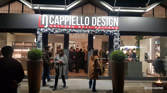 Social Wine Bar a Cappiello Design