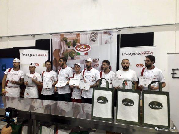 Emergente Pizza, la selezione Nord