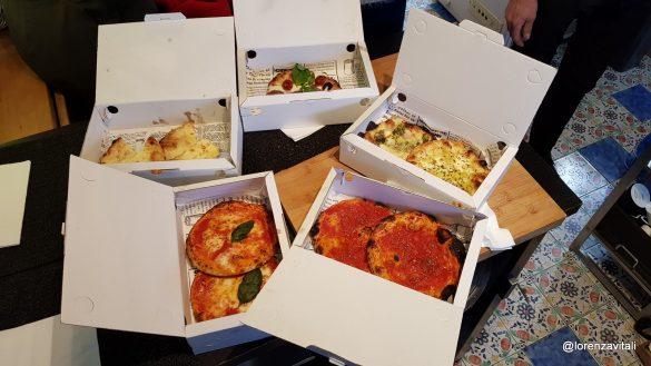 Amerina, la piccola grande pizza