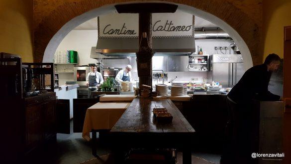 Champagne Extrè a Cantine Cattaneo