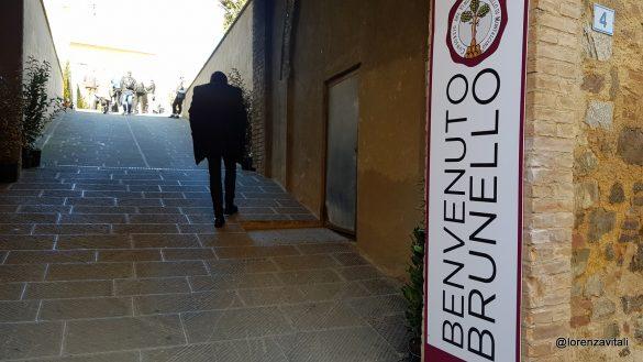 Si festeggia il Brunello