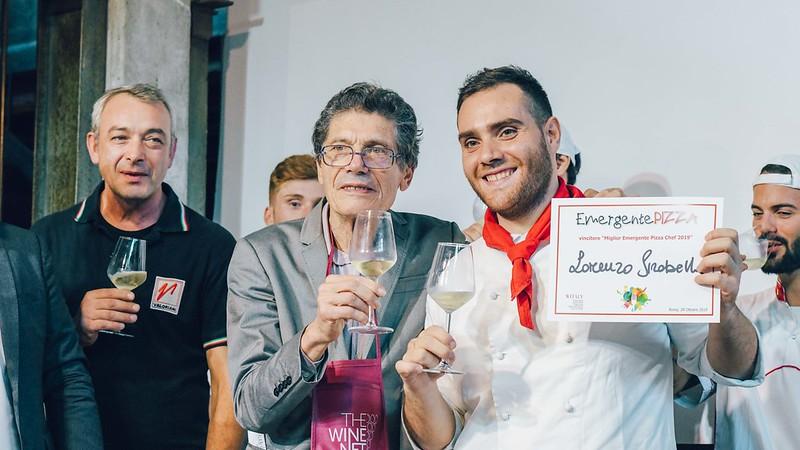 Lorenzo Sirabella Miglior Emergente Pizza 2019