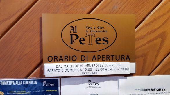 Due segnalazioni a Trieste: Melograno e Petes