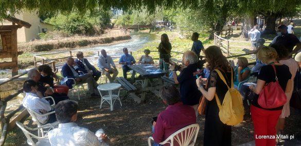Festa alla sorgente di Santa Susanna