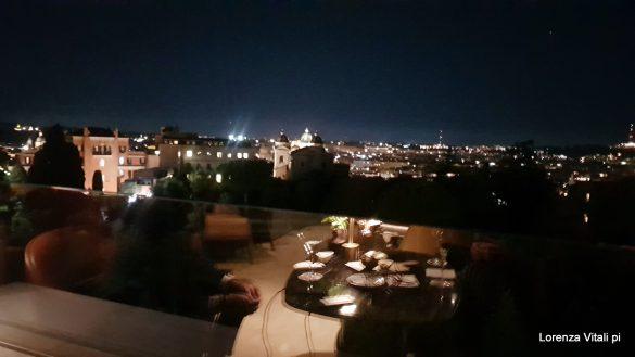La Terrazza dell'Eden a Roma