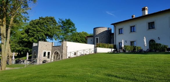 Radici a Castel Giorgio