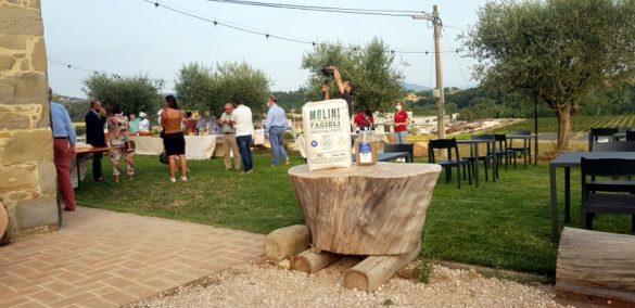 Festa del grano a Molino Fagioli