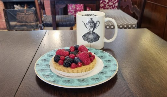Babington's ha ospitato Emergente Pastry