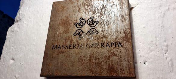 Ritorno a Masseria Garrappa