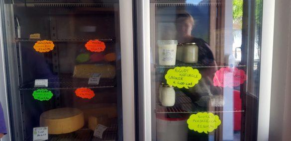 Maso Santa Libera, ospitalità e formaggi