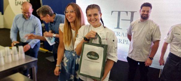 Sara Scarsella è la terza finalista della Selezione Centrosud di Emergente Chef