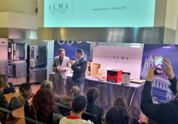 Emergente Chef e Pizza ad Alma, i vincitori